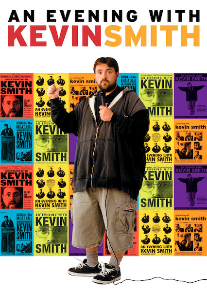 An Evening with Kevin Smith on Netflix Canada