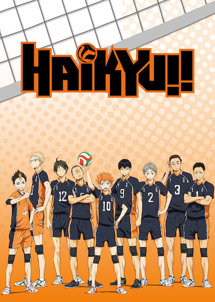 Haikyu!! on Netflix Canada