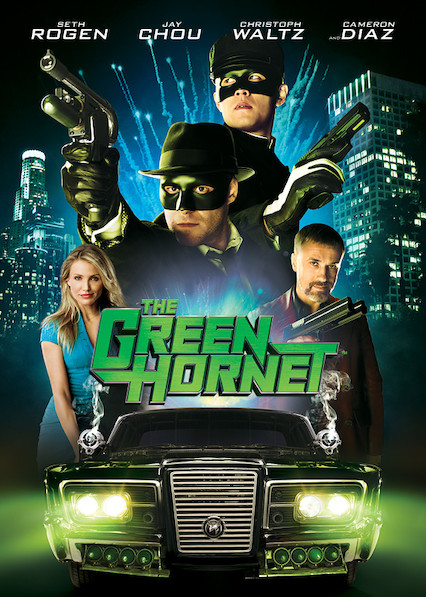 The Green Hornet on Netflix