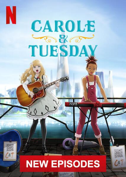 CAROLE & TUESDAY on Netflix Canada