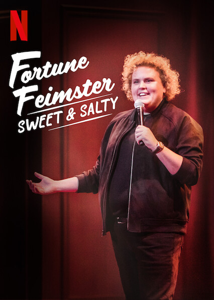 Fortune Feimster: Sweet & Salty on Netflix Canada