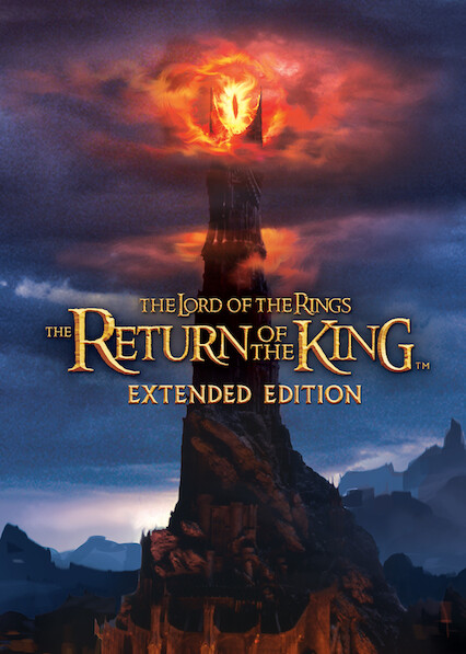 The Lord of the Rings: The Return of the King on Netflix Canada