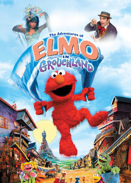 The Adventures of Elmo in Grouchland on Netflix Canada