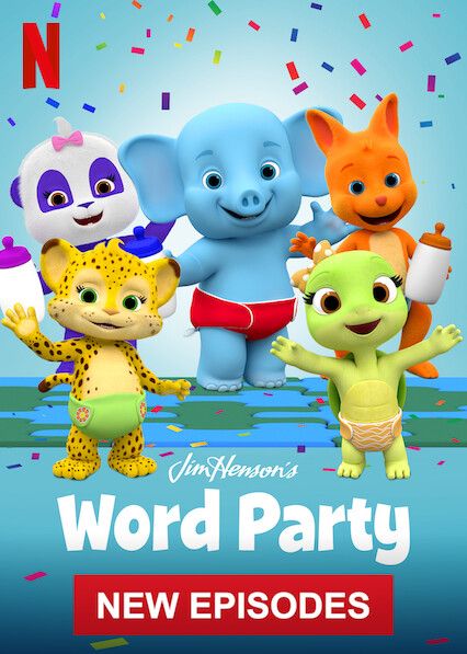 Word Party on Netflix Canada