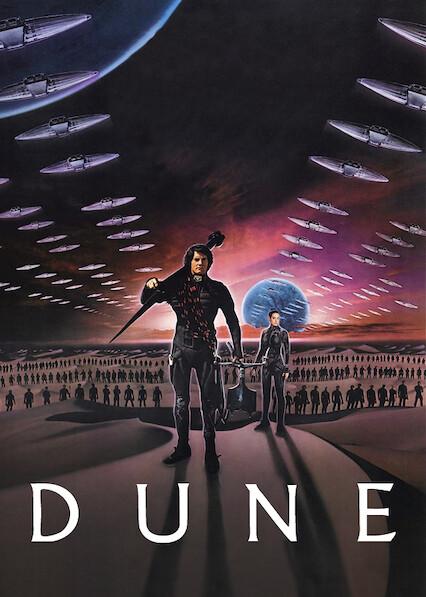 Dune on Netflix