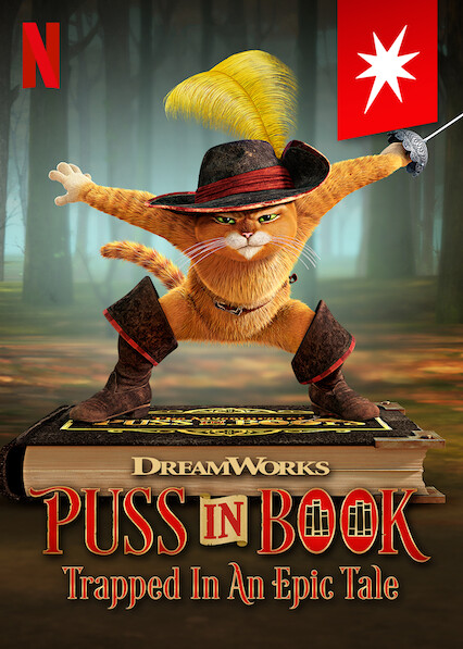 Puss in Book: Trapped in an Epic Tale on Netflix Canada