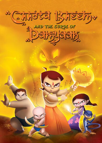 Chhota Bheem and the Curse of Damyaan on Netflix Canada