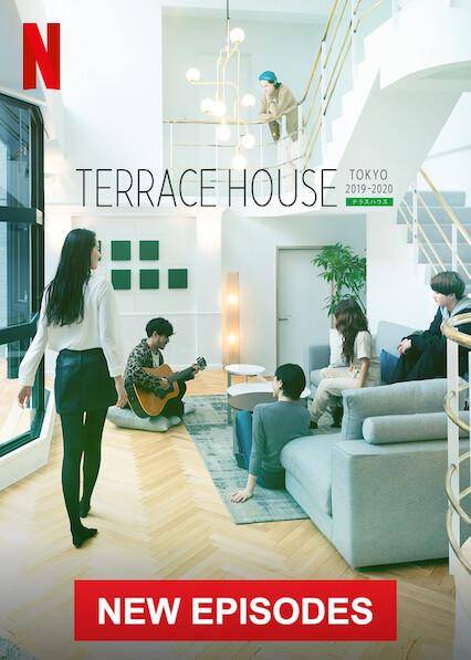 Terrace House: Tokyo 2019-2020 on Netflix Canada