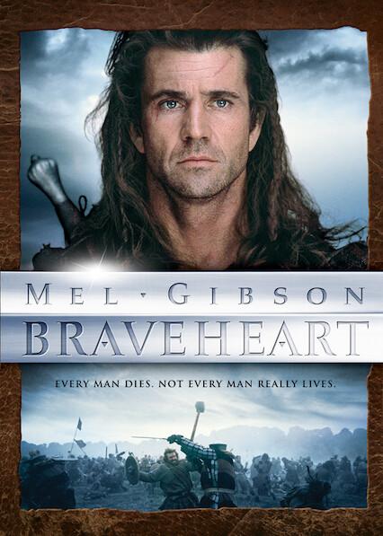 Braveheart on Netflix Canada