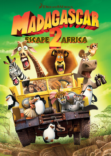 Madagascar: Escape 2 Africa on Netflix Canada