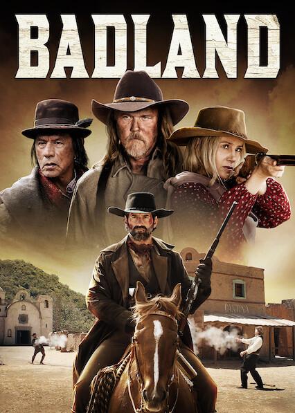 Badland on Netflix Canada