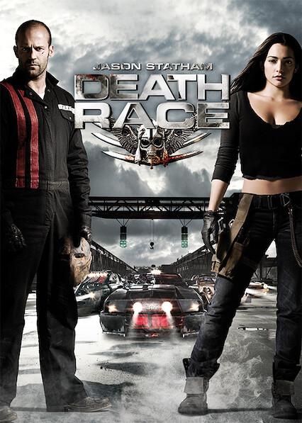 Death Race on Netflix Canada