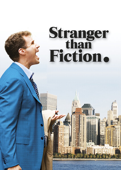 Stranger than Fiction on Netflix Canada