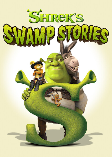 DreamWorks Shrek's Swamp Stories on Netflix Canada
