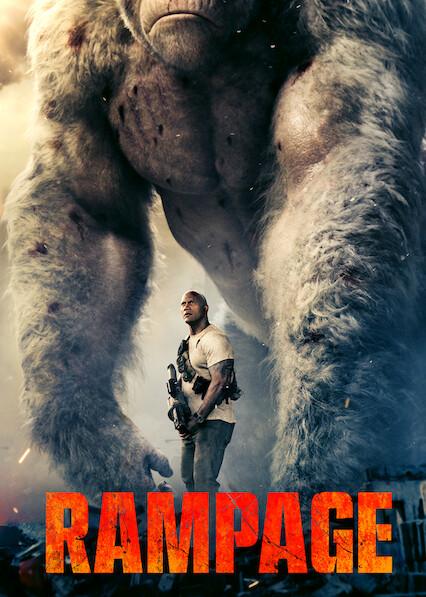 Rampage on Netflix Canada
