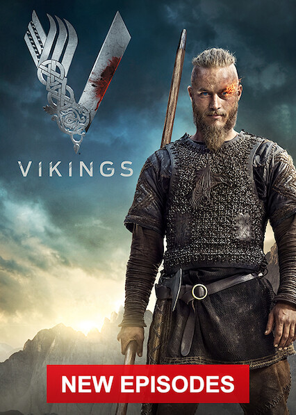 Vikings on Netflix Canada