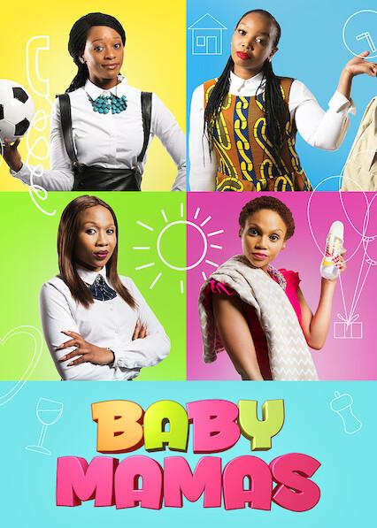 Baby Mamas on Netflix Canada