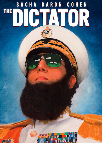 The Dictator on Netflix Canada