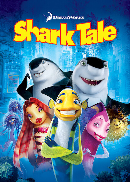 Shark Tale on Netflix Canada