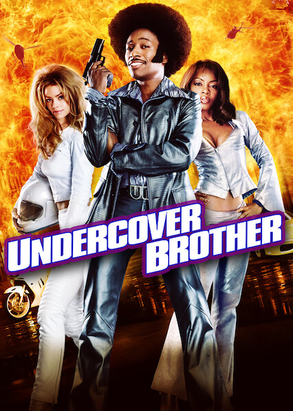 Undercover Brother on Netflix Canada