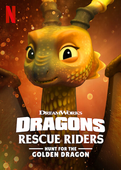 Dragons: Rescue Riders: Hunt for the Golden Dragon on Netflix Canada