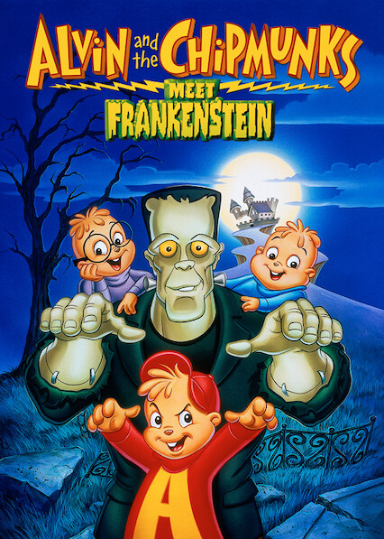 Alvin and the Chipmunks Meet Frankenstein on Netflix Canada