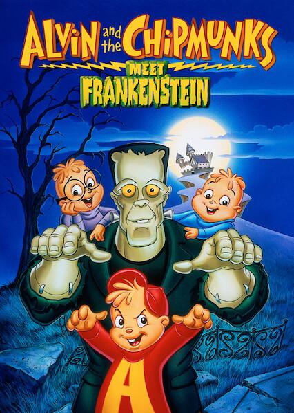 Alvin and the Chipmunks Meet Frankenstein on Netflix