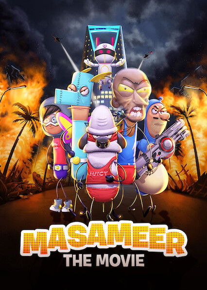 Masameer - The Movie on Netflix Canada