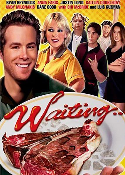 Waiting on Netflix Canada